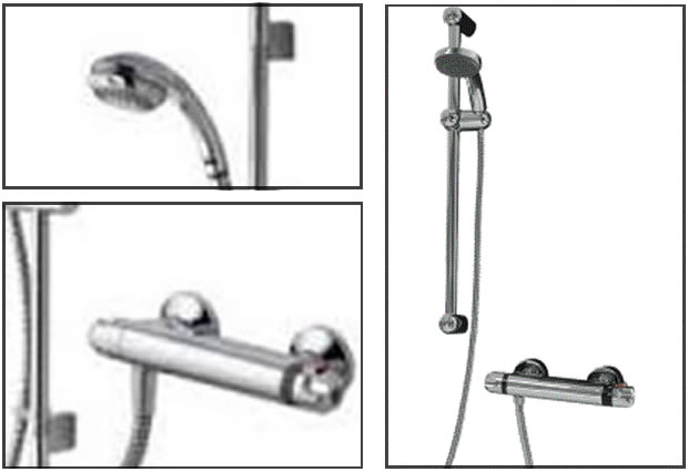 Fee shower worth £120 with qualifying purchases over £1200