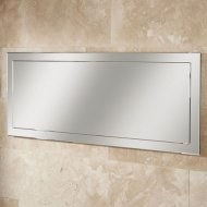 HIB Isis Landscape Bathroom Mirror - 77295000
