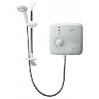 T150Z 9.5Kw Thermostatic Pumped Electric Shower