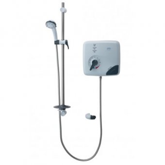 Safeguard T100 Care Pumped 8.5Kw Electric Shower