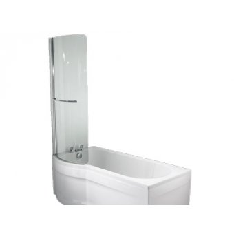 Galerie Universal Bath Screen Left Hand
