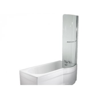 Galerie Universal Bath Screen Right Hand