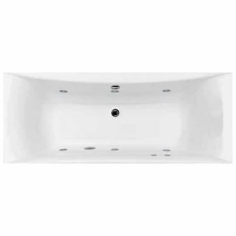 Carronite Albany 1700mm x 700mm Whirlpool Bath