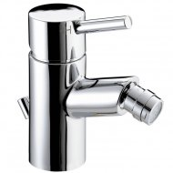 Prism Bidet Mixer with Pop up Waste
