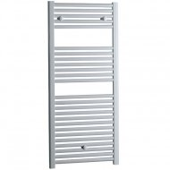 Straight Multi Rail Towel Warmer White 450mm by 1110mm