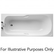 Studio Acrylic Bath 1700mm by 700mm