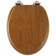 Roper Rhodes Traditional Toilet Seat Honey Oak 8081HOSC