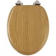 Roper Rhodes Traditional Toilet Seat Oak 8081NOSC