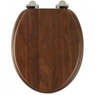 Roper Rhodes Traditional Toilet Seat Walnut 8081AWSC