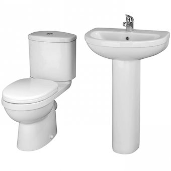 Premier Ivo Basin & WC 4 Piece Package