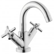 Series 1 Mono Basin Mixer with Swivel Spout