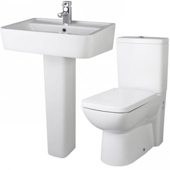 Ambrose Basin & WC 4 Piece Package
