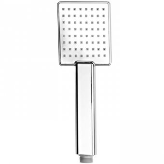 Roper Rhodes Air Drive Square Single Function Shower Handset SVHEAD28