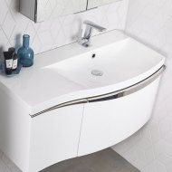 Roper Rhodes Serif 900mm Right Hand Isocast Basin SER900RHC
