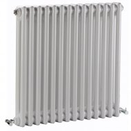 Premier Regency 600 x 650mm 2 Column Radiator White