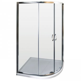 Ella Offset Quadrant Shower Enclosure