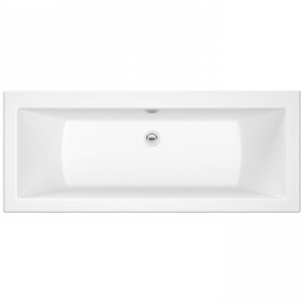 Deuce Super Deep Double Ended Bath: BDE006, BDE007, BDE008