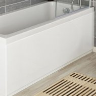 Hudson Reed High Gloss Front Bath Panel