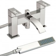 Motif Deck Mounted Bath Shower Mixer