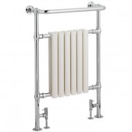 President Heated Towel Rail