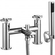 Value Bath Shower Mixer with Shower Kit and Wall Bracket Model 05