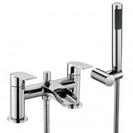 Value Bath Shower Mixer with Shower Kit and Wall Bracket Model 07