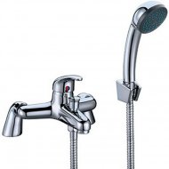 Value Bath Shower Mixer with Shower Kit and Wall Bracket Model 12