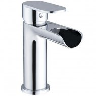 Value Mono Basin Mixer with Push Waste Model 10