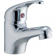 Value Mono Basin Mixer with Push Waste Model 12