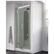 Kinedo Horizon 800mm by 800mm Recessed Thermo Shower Cubicle with Pivot Door CA131A12