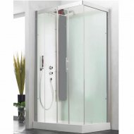 Kinedo Horizon 1200mm by 800mm Recessed Thermo Shower Cubicle with Sliding Doors CA183A