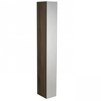 Roper Rhodes Scheme 1400mm Mirrored Column in Smoked Walnut SCHCD1400.SW