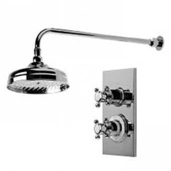 Roper Rhodes Henley Thermostatic Single Function Concealed Shower Valve SVSET53