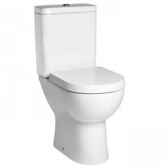 Tavistock Ion Comfort Height Fully Enclosed WC Pan – PC150S
