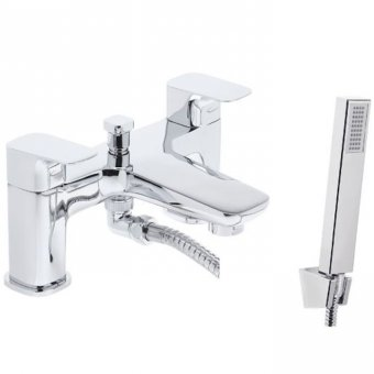 Tavistock Signal Bath Shower Mixer & Handset – TGN42