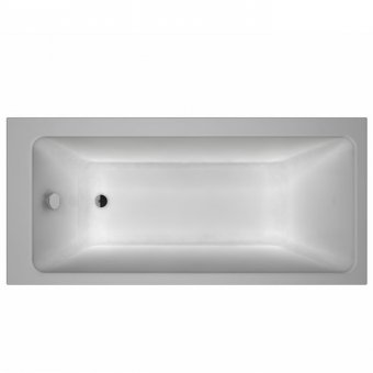Carron Quantum Single Ended 1500 x 700 5mm Acrylic Bath – 23.4641