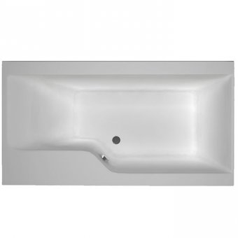 Carron Swing 1575 x 850 Carronite RH Bath – 23.2045R (Q4-02434)