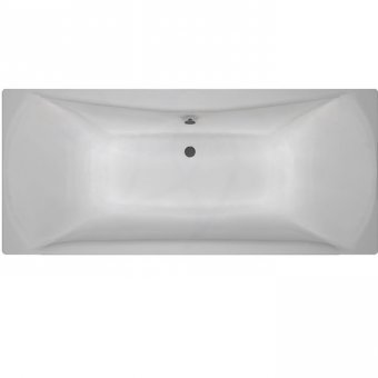 Carron Alpha 1800 x 800 5mm Acrylic Double Ended Bath – 23.4111 (Q4-02009)