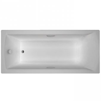 Carron Sigma 1900 x 900 Carronite Bath with Twin Grips – 23.5281 (Q4-02202 + Q4-02377)