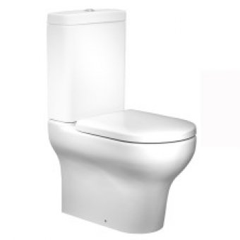 Note Close-coupled Pan, Cistern and Soft Close Seat NCCPAN_NCCTNK_8704WSC
