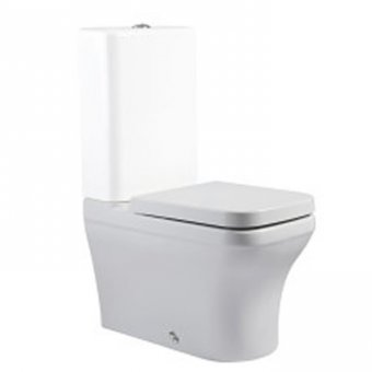 Roper Rhodes Cover Close-coupled Fully Enclosed WC – CCCPAN