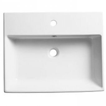 Roper Rhodes Statement 600mm Wall Hung or Counter Top Basin – S60SB