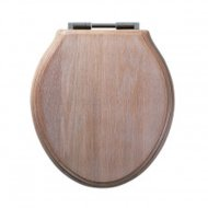 Roper Rhodes Greenwich Toilet Seat in Limed Oak – 8099LISC