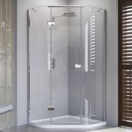 Matki Illusion Quintesse 900 x 900mm Shower Enclosure with Integrated Tray – IQT900