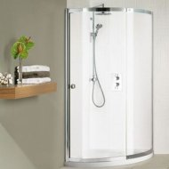 Matki Colonade Curved 925 x 925mm Shower Enclosure with Tray – NCC900