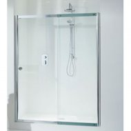 Matki Colonade Sliding 1700mm Shower Door with Shower Tray – NSS1700DT