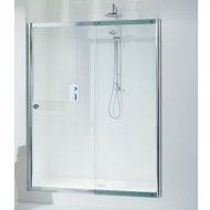 Matki Colonade Sliding 1500mm Shower Door without Shower Tray – NSS1500D