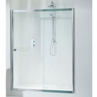 Matki Colonade Sliding 1200mm Shower Door with Shower Tray – NSS1200DT
